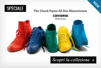 Collezione Converse All Star Monochrome