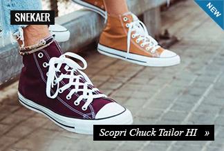 Sneaker Converse Chuck Tailor HI alte