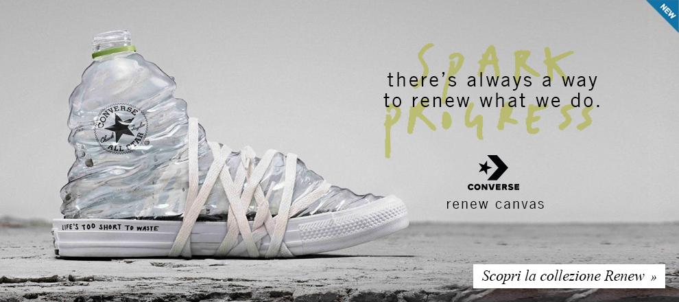 converse scarpe punti vendita roma