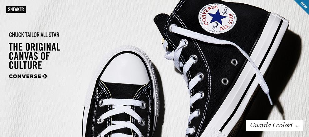 Nuova Collezione Converse Chuck Tailor All Star