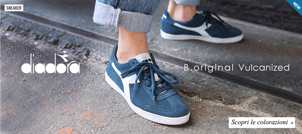 Collezione Sneaker Diadora B.Original