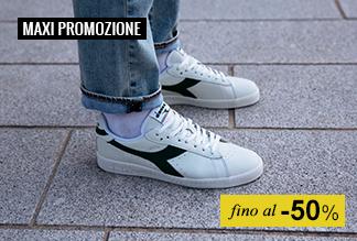 Sneaker Diadora Maxi Promozioni