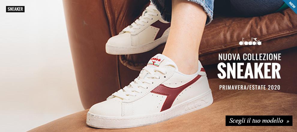 Nuova Collezione Sneaker Diadora