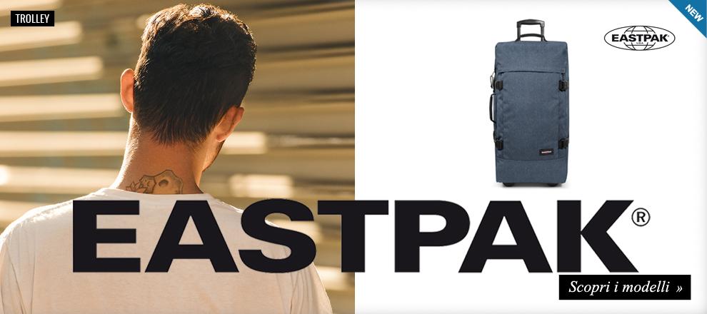 Nuova collezione Trolley Eastpak 2016