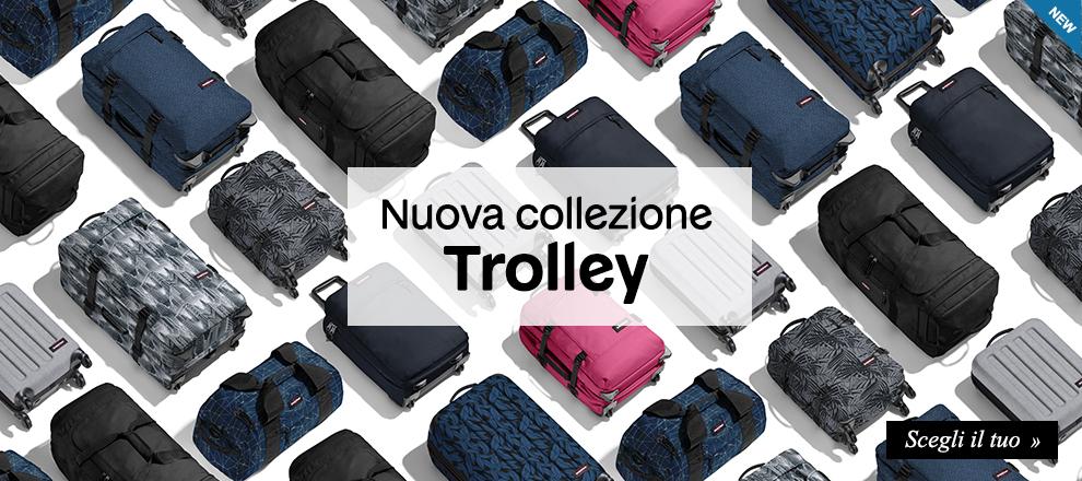 Nuova collezione Trolley da viaggio