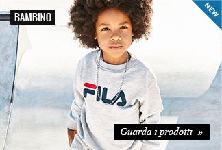 Fila Brand In Primo Piano