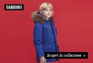 Collezione giacche Bambino
