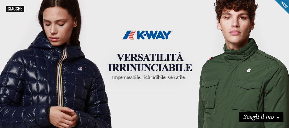 Giacche k-way