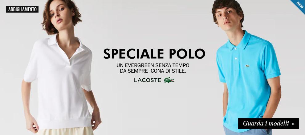 Lacoste -  Speciale Polo