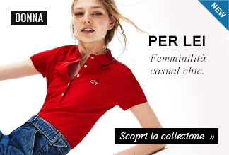 Lacoste -  Speciale Donna