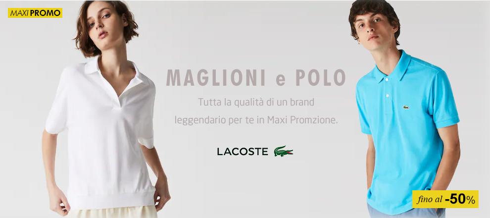 Lacoste -  Maxi Promo