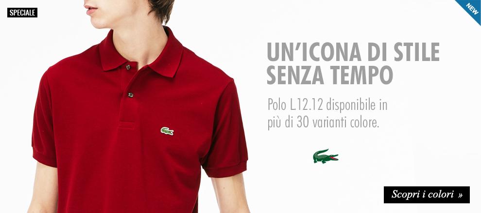 Lacoste -  Speciale Polo L1212 per uomo e donna