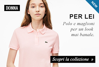 Lacoste -  Donna