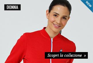 Collezione Donna Le Coq Sportif