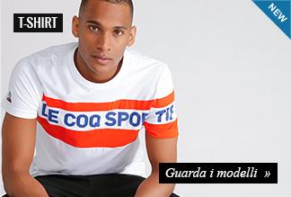 Collezione T-shirt Le Coq Sportif