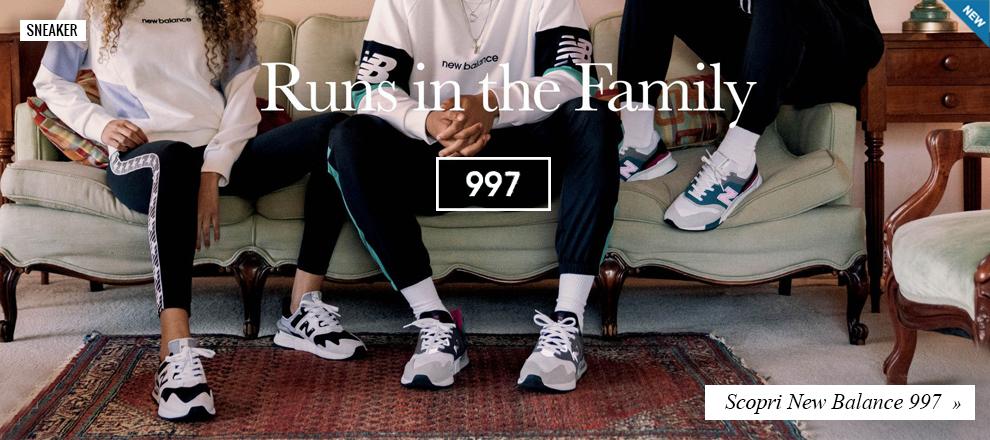Nuove Sneaker New Balance 997