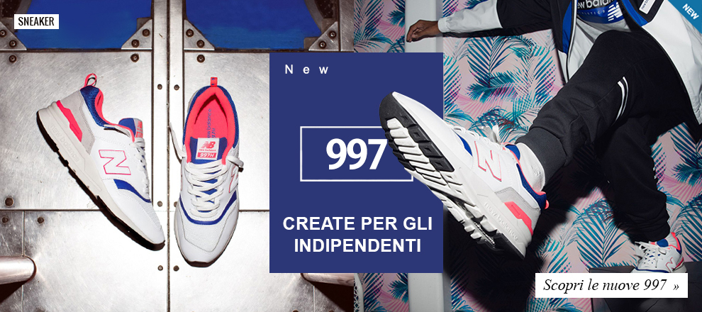 Nuove Sneaker New Balance 997