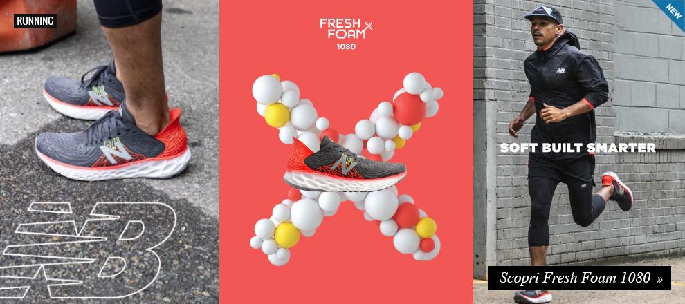 Nuova Fresh Foam 1080