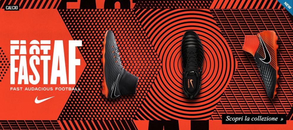 Collezione Nike Fast AF