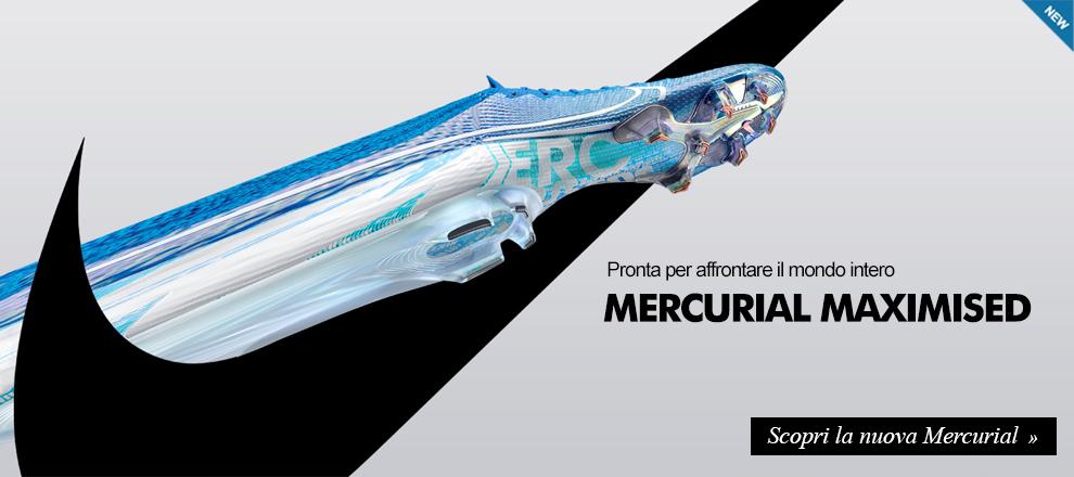 Nuova Nike Mercurial