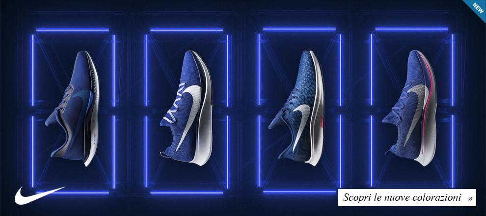 Scarpe Running Nike nuove colorazioni
