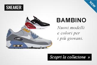 Sneaker Nike: scarpe moda Bambino