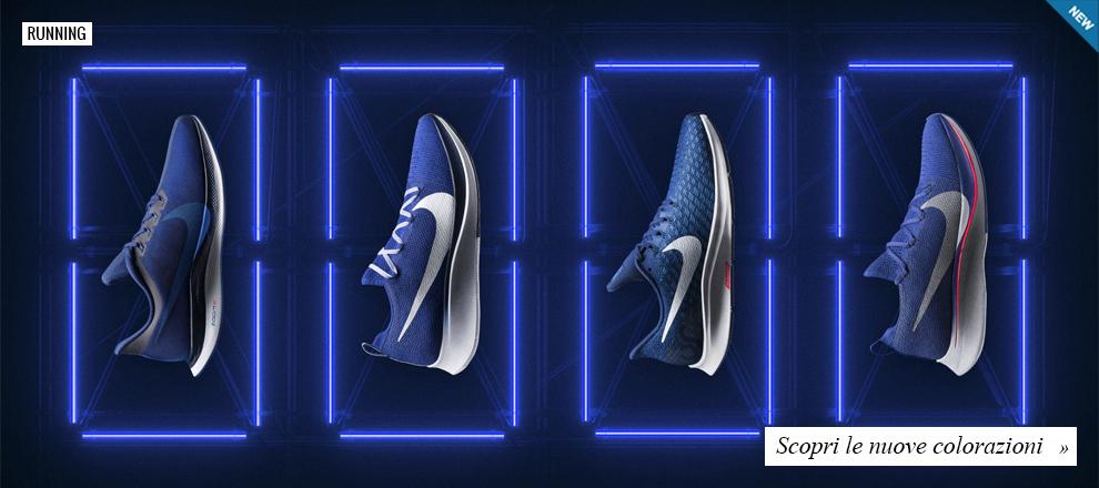 Nuove colorazioni Nike Scarpe Running