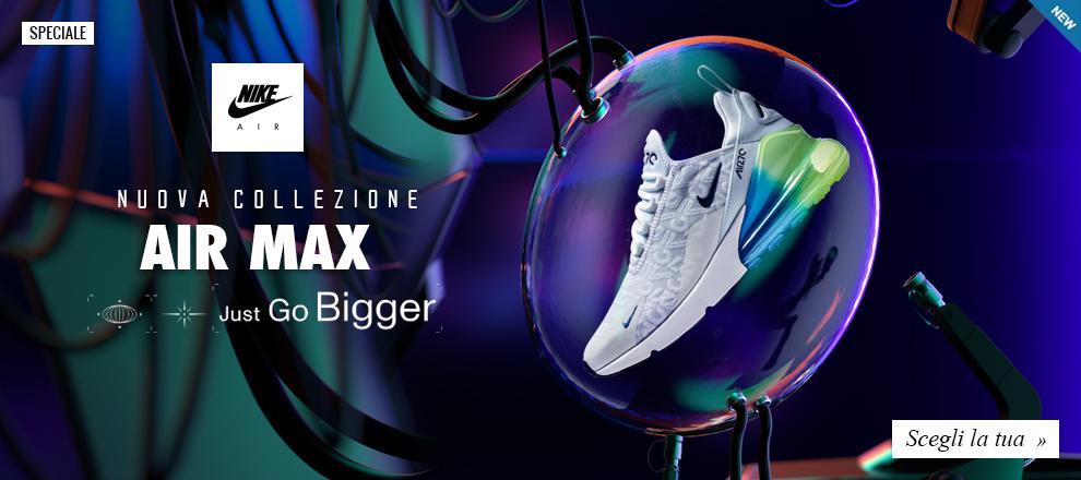 Nike Air Max Nuova Collezione