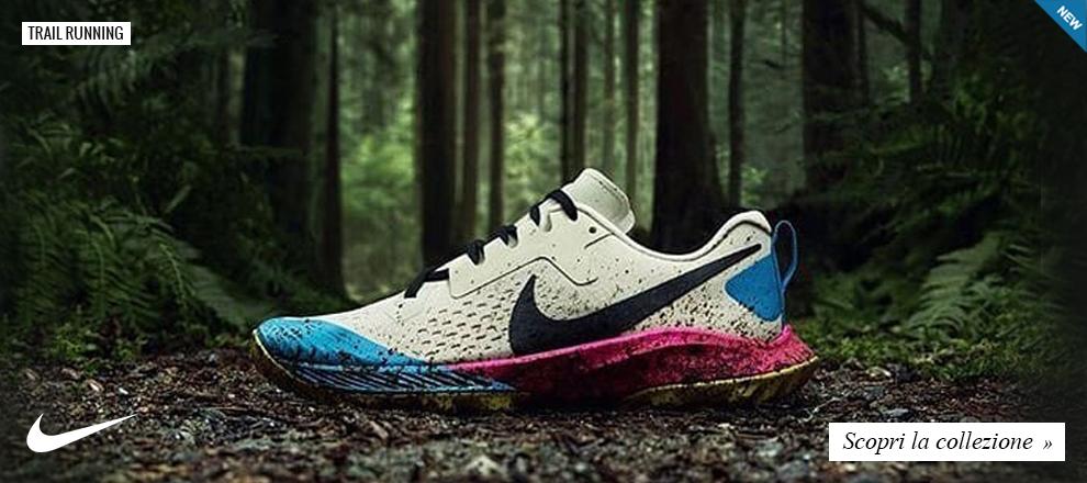 Nuova collezione Nike Trail Running