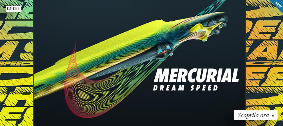 Nuova Nike Mercurial Dream Speed