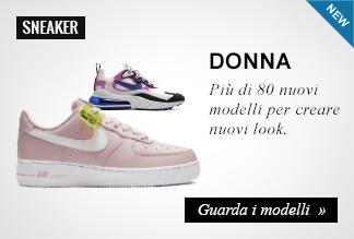 Sneaker Nike: scarpe moda donna