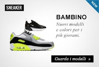 Sneaker Nike: scarpe moda junior
