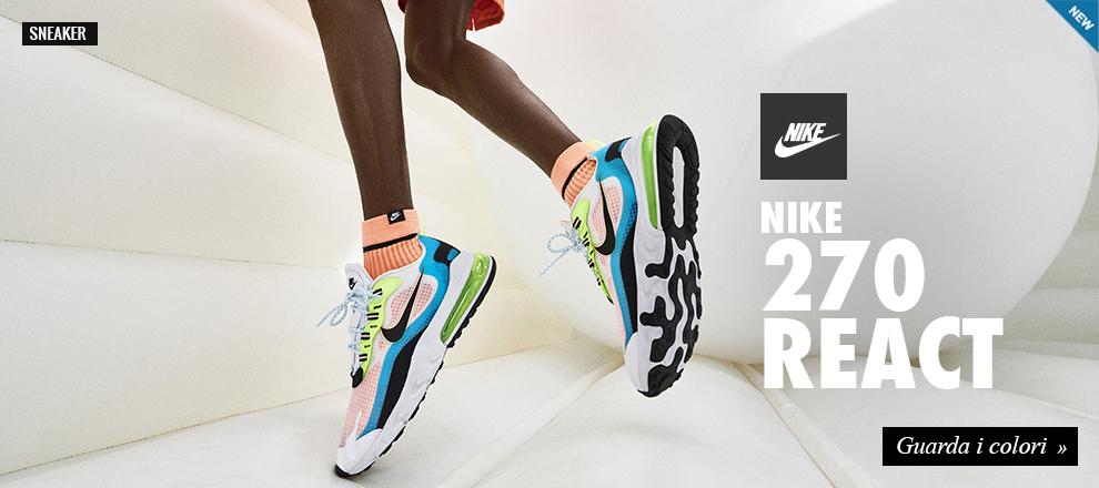 Sneaker Nike React 270