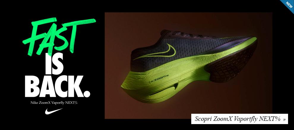 Nuova Nike Vaporfly