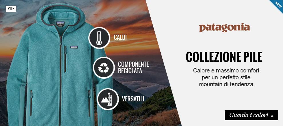 premium selection 7cbbe 9b284 Patagonia abbigliamento montagna   Maxi Sport