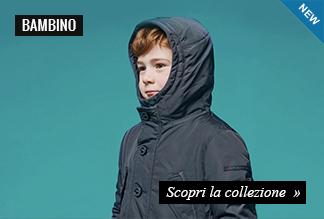 Collezione giacche bambino Peuterey