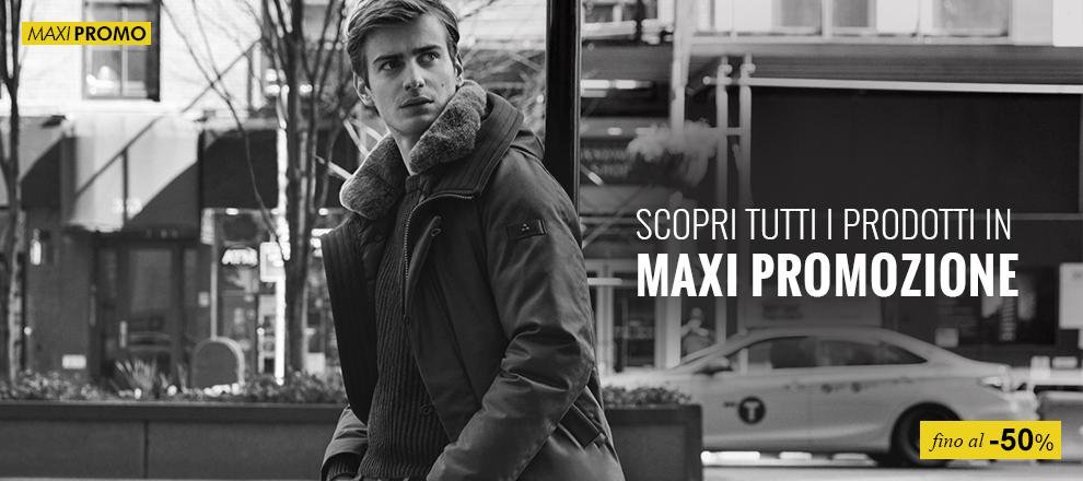 Giacconi Peuterey in Maxi Promozione