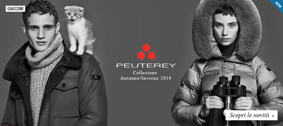 size 40 3eebd f0afd Peuterey - Brand In Primo Piano
