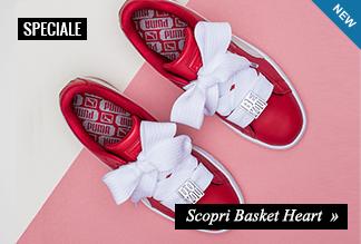 Collezione Sneaker Puma Basket Heart