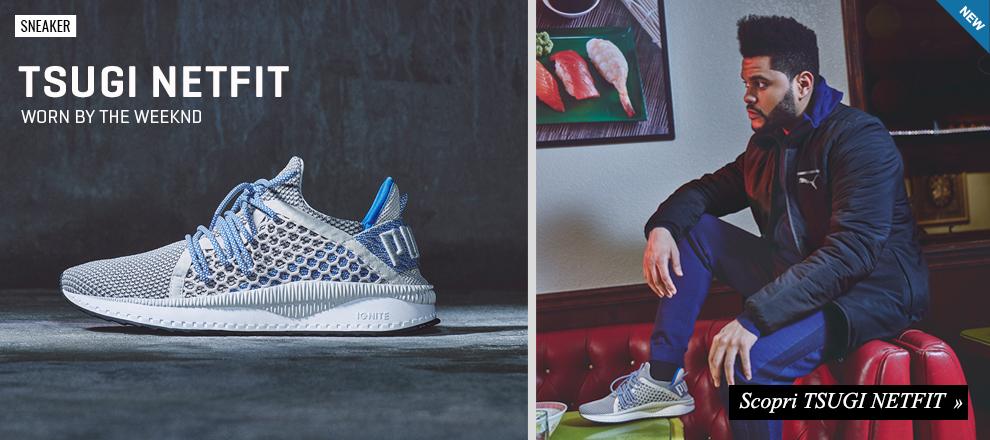 Sneaker Puma Tsugi NETFIT
