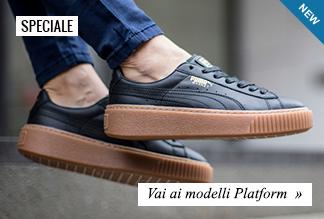 Collezione Sneaker Puma Speciale Platfom