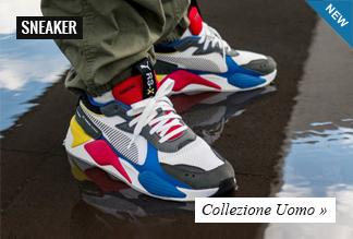Collezione Sneaker Puma Uomo