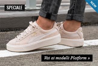 Collezione Sneaker Puma Speciale Platform f4112c046d1