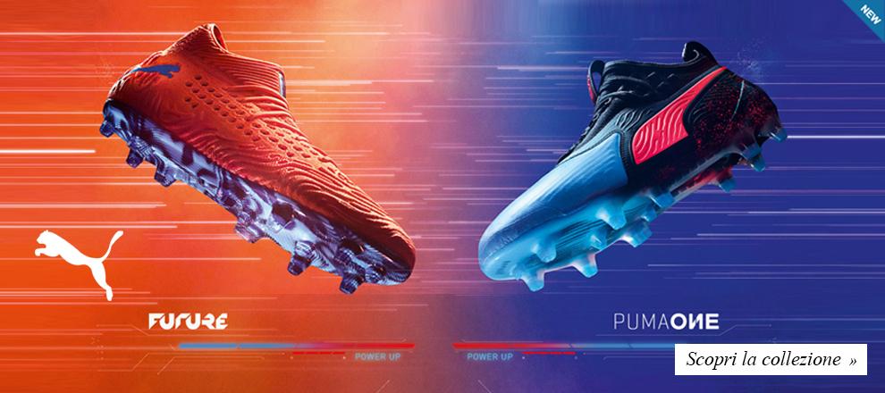 Scarpe Calcio Puma One e Future