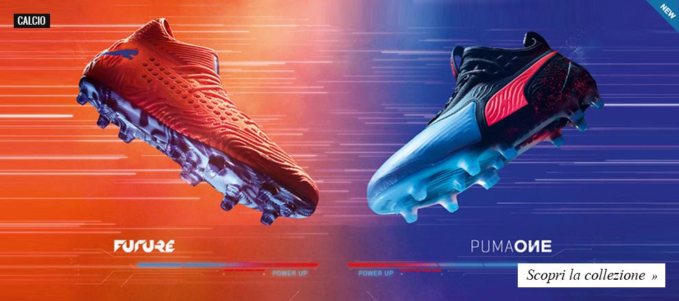 Puma nuova collezione calcio, Puma ONE e Future