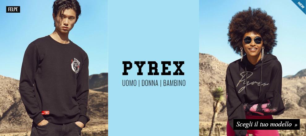 Speciale Felpe Pyrex