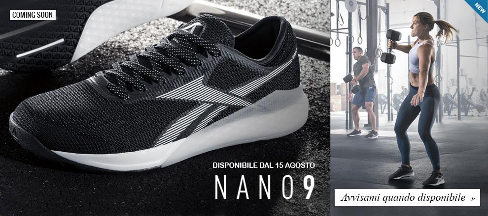 Nuova Reebok Nano 9