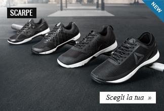 Speciale Collezione Reebok Scarpe training e Crossfit®