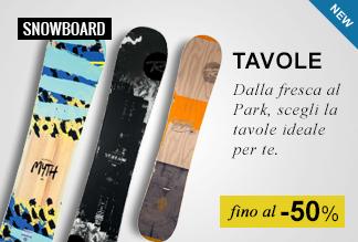 Tavole Snowboard Rossignol