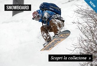 Novità Snowboard Rossignol